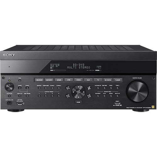 Image for Sony STR-ZA1100ES 7.2 Channel AV Receiver