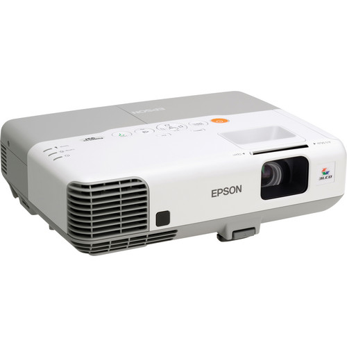 Epson PowerLite 93+  - XGA 3LCD Projector with Speaker