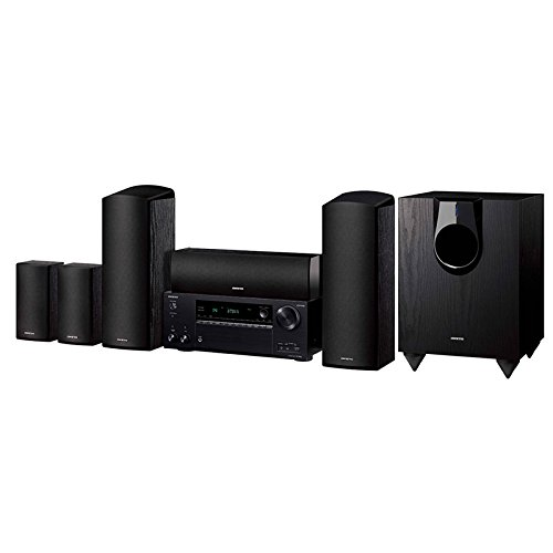 Onkyo HT S7800 5.1.2 Channel Home Theater System -  Black - Wi-Fi