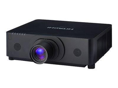 Hitachi CP-WX8750B 7500 ANSI Lumens 3LCD WXGA Projector -  No Lens (Black)