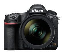 Nikon D850 45.7MP DSLR Camera -  Body Only