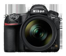 Image for Nikon D850 45.7MP DSLR Camera -  Body Only