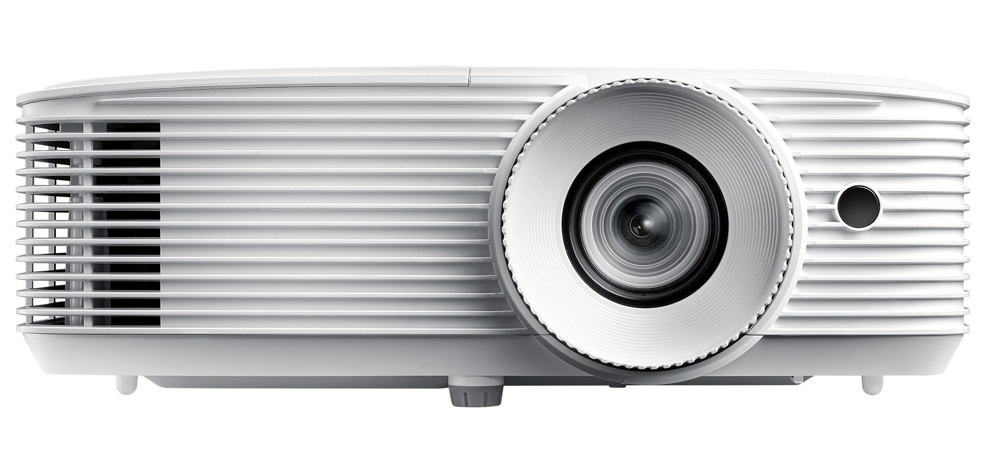Optoma EH334 - Portable 3D Full HD 1080p DLP Projector with Speaker