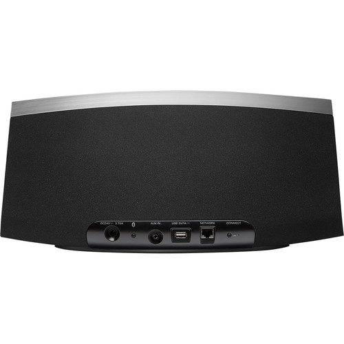 Image for Denon HEOS 5 and HEOS 7 Bundle Speakers - Wireless - Black