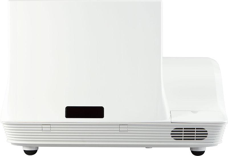 Panasonic PT-CW331RU - 3D WXGA 720p DLP Projector with Speaker and Camera - 3100 lumens