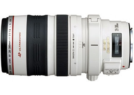 Image for Canon EF 28-300mm f3.5-5.6L IS USM Telephoto Zoom Lens
