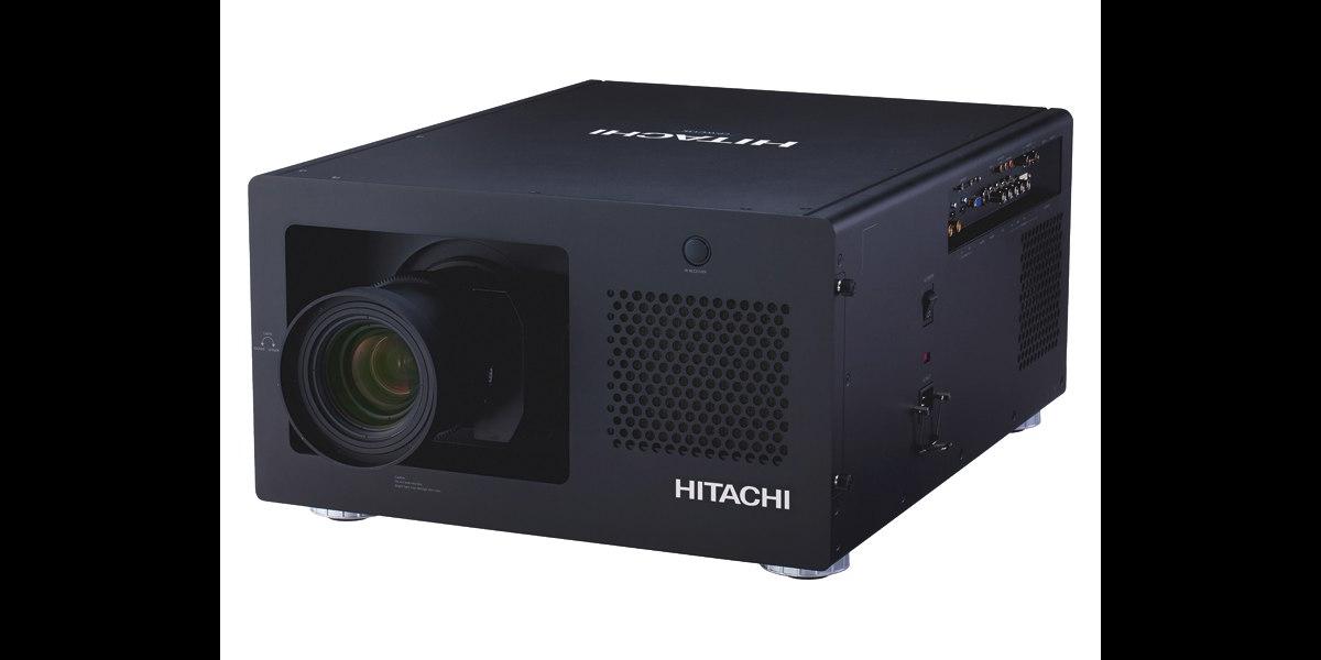 Hitachi CP-WU13K - 3D 1080p DLP Projector - 13000 ANSI lumens