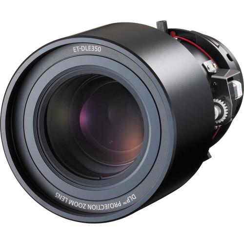 Panasonic ET DLE350 Zoom Lens - 52.8mm-79.5mm - F/1.8-2.2