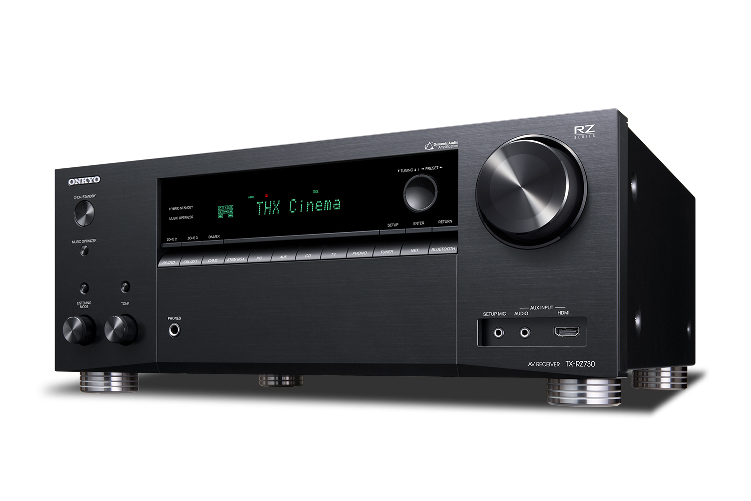 Image for Onkyo TX-RZ630 9.2-Channel Network A/V Receiver