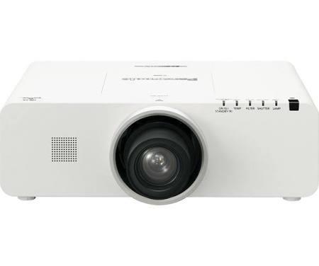Panasonic PT-EX600U XGA LCD 6000 LUMENS Projector with Lens