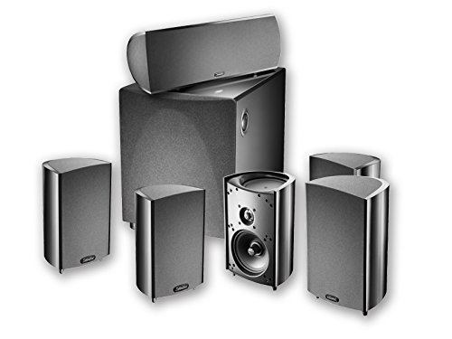 Definitive Technology ProCinema 600 5.1 Home Theater Speaker System (Black)