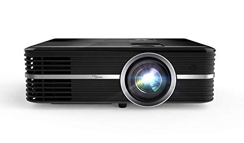 Optoma UHD51ALV 4K UHD Smart Home Theater Projector