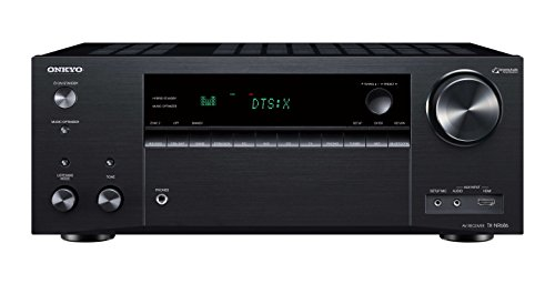 Onkyo TX-NR686 7.2 Channel Network A/V Receiver - Black