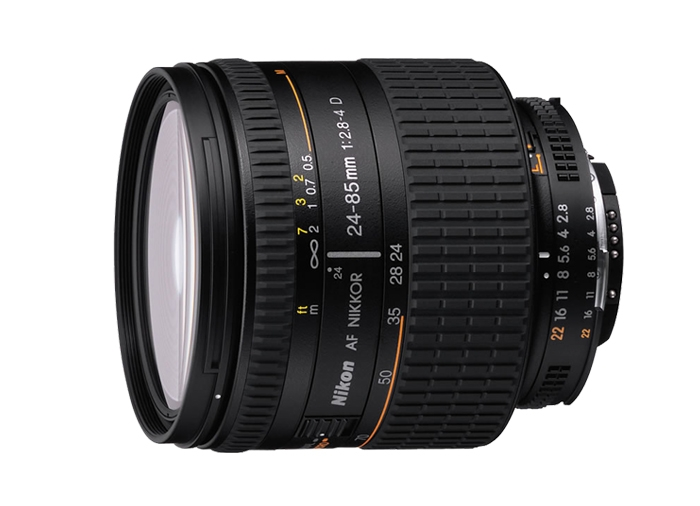 Nikon AF Zoom Nikkor 24-85mm f/2.8-4D IF Telephoto Lens