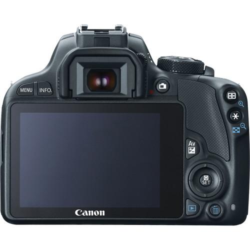 Canon EOS Rebel SL1 Digital SLR Camera Bundle Kit - EF-S 18-55mm IS STM lens