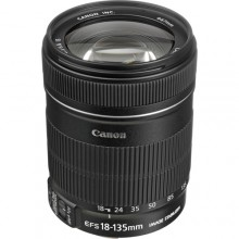 Image for Canon EF-S 18-135mm f/3.5-5.6 IS Standard Zoom Lens