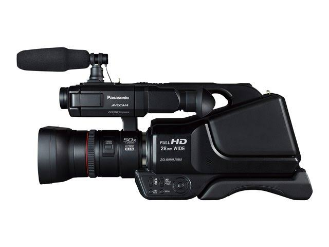 Image for Panasonic AVCCAM AG-AC8PJ Camcorder - 1080p
