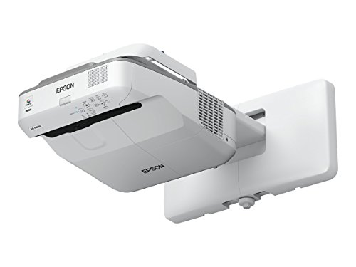 Epson BrightLink 685WI - WXGA 720p 3LCD Projector with Speaker - 3,500 lumens