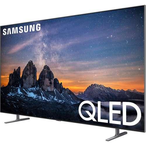 Samsung Qn75q80rafxza 75 4k Uhd Smart Qled Tv 2019 Model