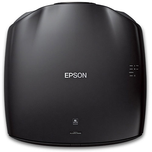 Epson PowerLite Pro Cinema LS10000 3LCD 4K Projector- Black