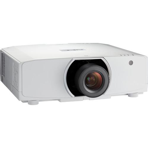 NEC  NP-PA853W-41ZL 3D WXGA 1080p LCD Projector