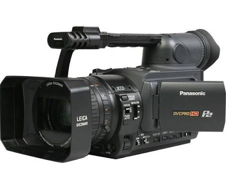 Panasonic AG-HVX205 High-Definition Camcorder