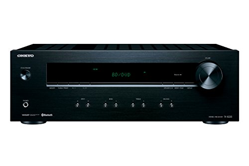 Image for Onkyo TX-8220 2 Channel Stereo Receiver with Bluetooth