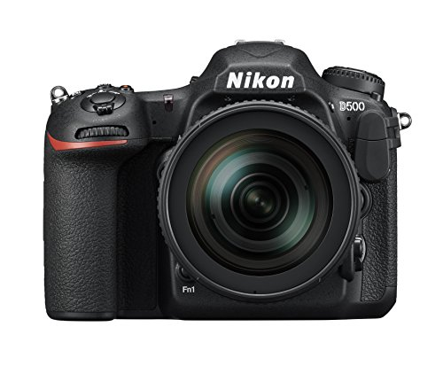 Nikon D500 20.9MP DSLR with 16-80mm VR Lens