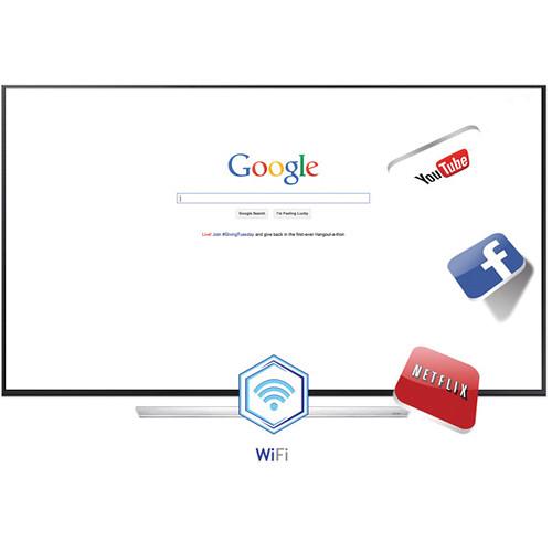 "Image for Samsung UN50HU8550 50"" UHD 4K 3D LED Smart HDTV"