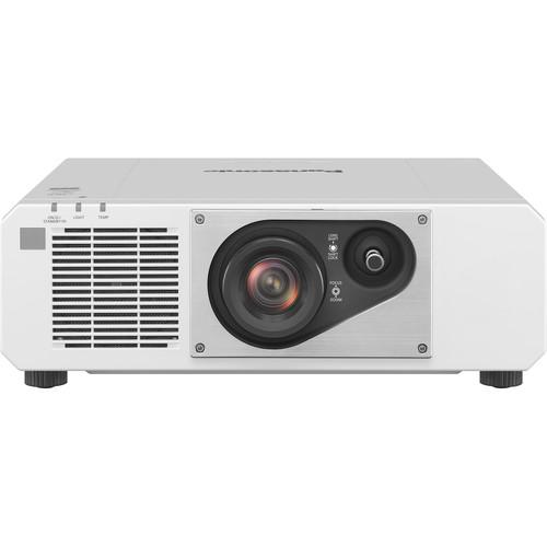 Panasonic PT-RZ570WU - WUXGA 1080p DLP Projector  - White