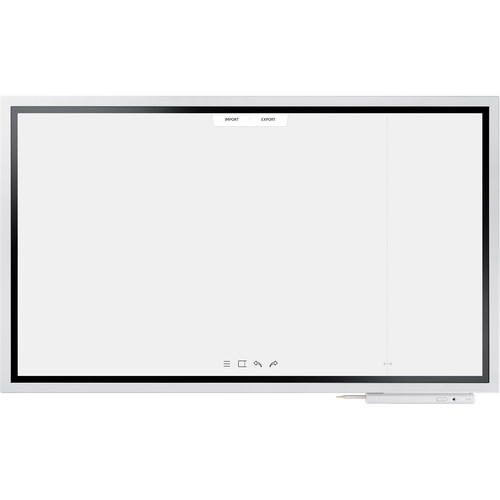 "Samsung Flip WM55H - 55"" Interactive 4K Ultra HD LED Display w/ Touchscreen"
