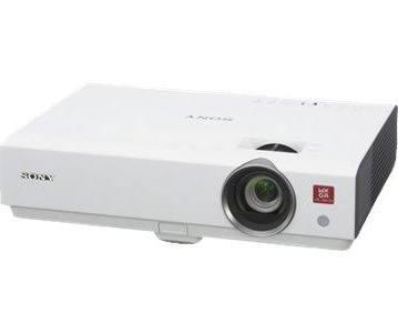 Sony VPL DW126 WXGA (1280 x 800) LCD projector - 2600 lumens