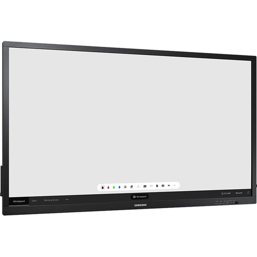 "Samsung QB75H-TR - 75"" 4K Ultra HD Interactive LED Display w/ Touchscreen"