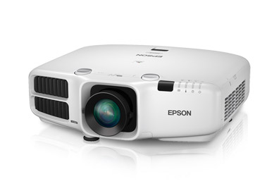 Epson PowerLite Pro G6050W WXGA 3LCD Projector with Standard Lens