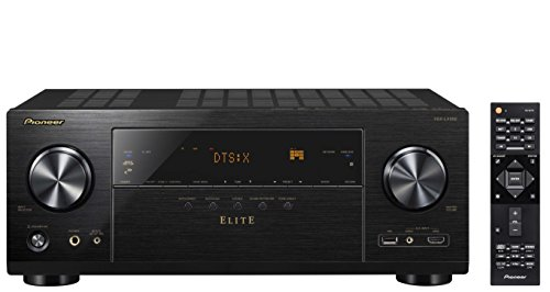 Image for Pioneer Elite VSX-LX302 - 7.2 Channel AV Network Receiver - Black
