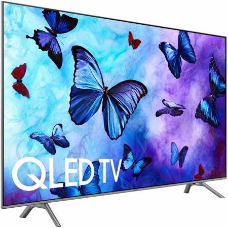 "Image for Samsung QN75Q6FN 75"" 4K Ultra HD Smart QLED TV"