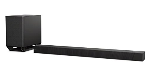 Image for Sony ST5000 7.1.2ch 800W Dolby Atmos Sound Bar with Wireless Subwoofer (HT-ST5000)
