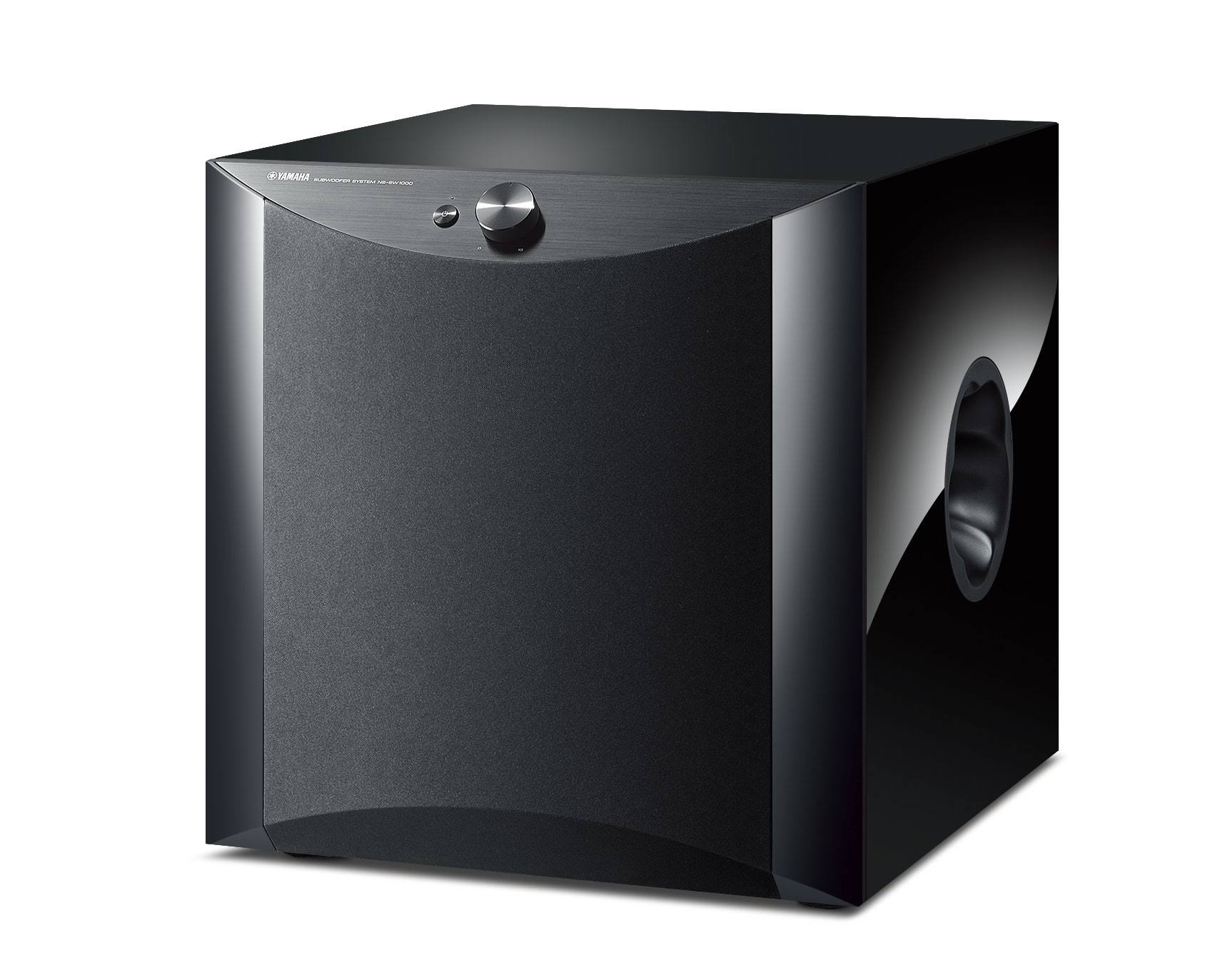 Image for Yamaha NS-SW1000 Piano Black Powered Subwoofer