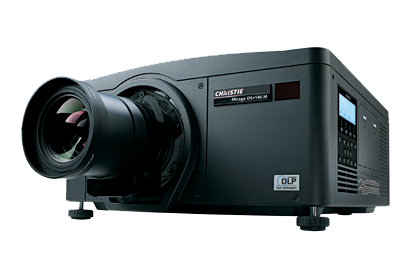 Christie Mirage DS+14K-M Projector (118-010113-03)