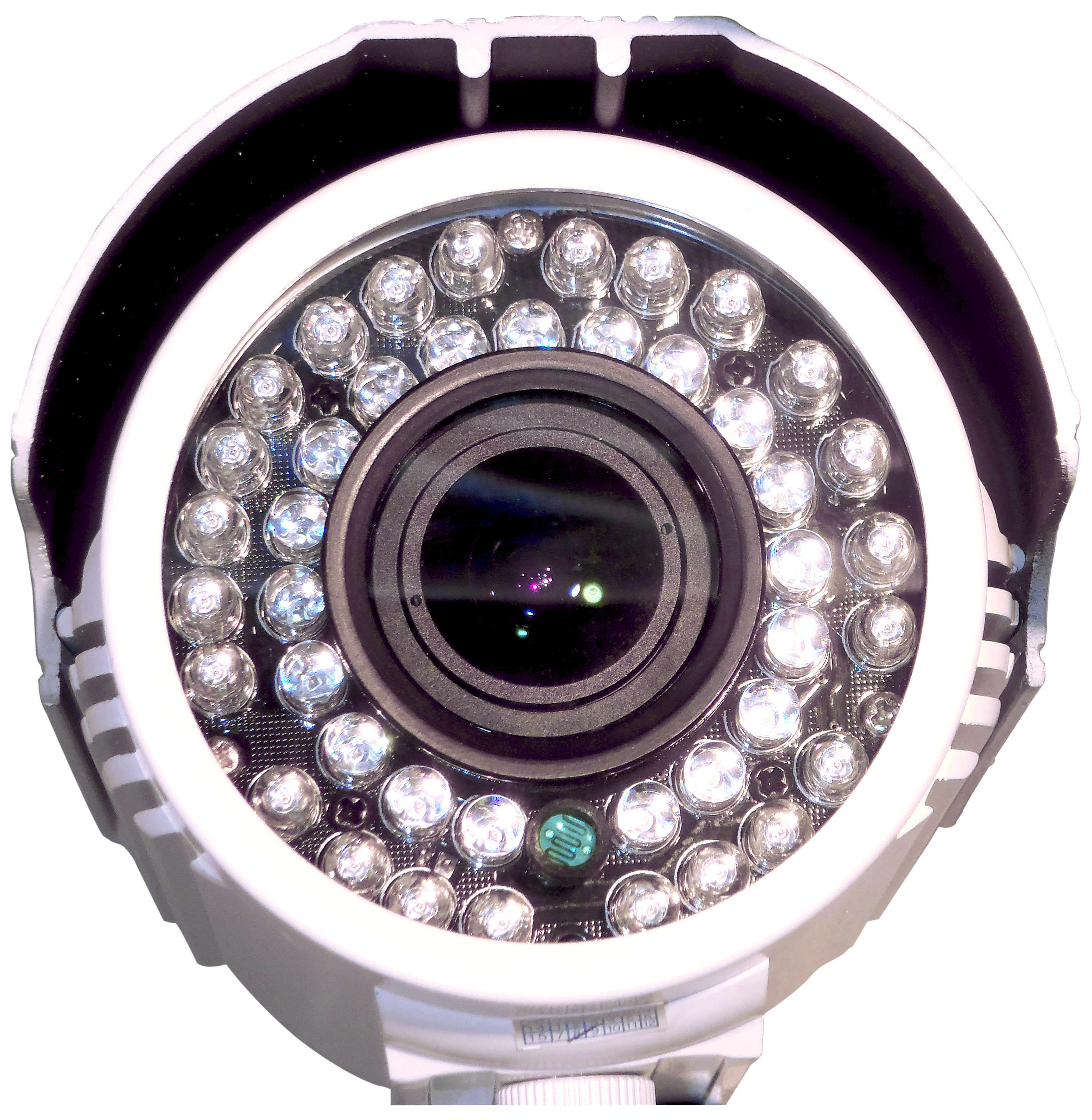 Image for DBS 771W - 700TVL CCTV Bullet Security Camera - 1/3'' Sony Super HAD CCD II