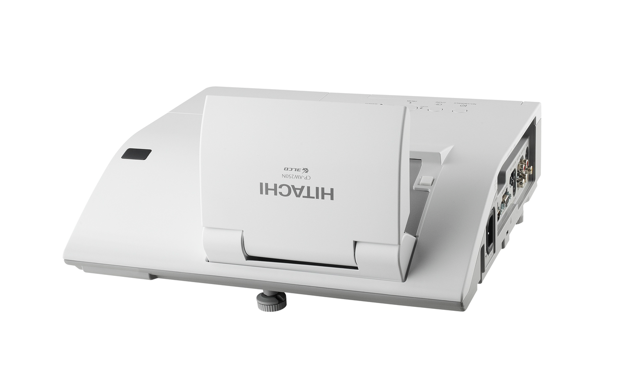 Image for Hitachi CP-AW250N LCD Ultra Short Throw Projector