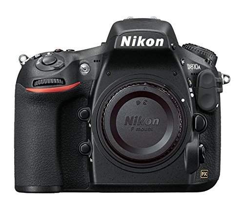 Nikon D810A 36.3MP DSLR- Body Only