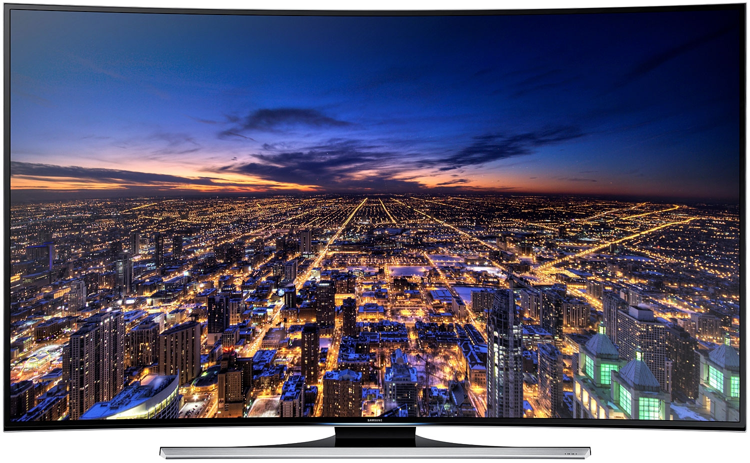 "Image for Samsung UN55HU8700 55"" UHD 4K LED 3D Smart HDTV (Black)"