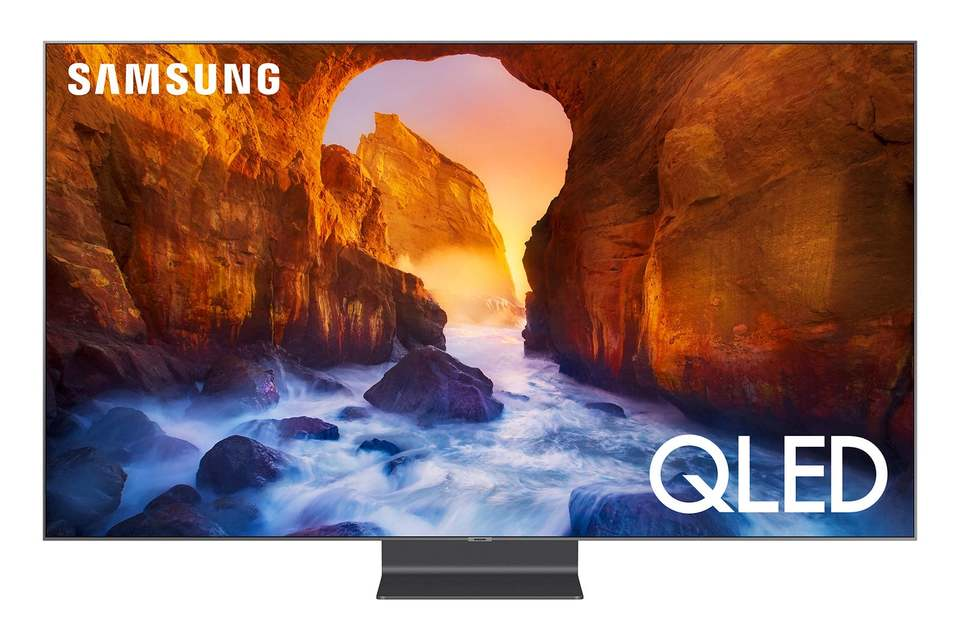 Samsung QN75Q90RAFXZA 75'' 4K UHD Smart QLED TV (2019 Model)