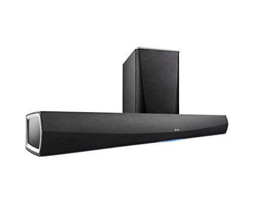 Denon HEOS HomeCinema Soundbar & Subwoofer