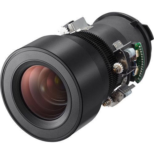 Image for NEC NP41ZL Zoom Lens - 21.8mm-49.8mm - F/1.7-2.0
