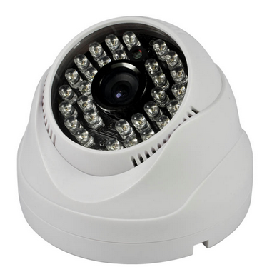 DBS 858N - 900TVL CCTV Dome Security Camera - 1/3 CMOS