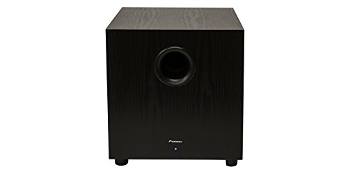 Pioneer SW-10 400W Powered Subwoofer (Black)