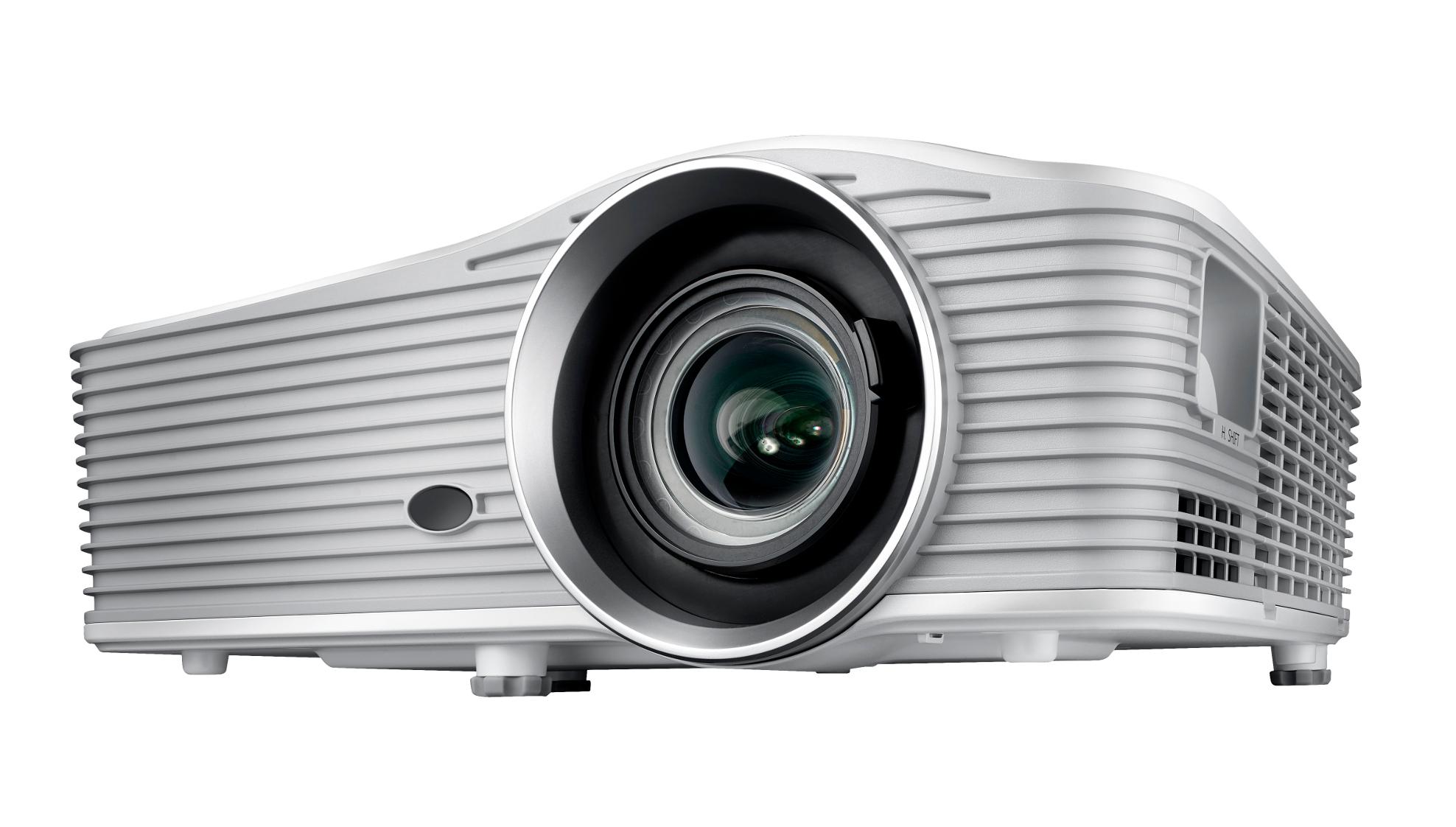 Optoma WU515TST - 3D 1080p DLP Projector - 5500 ANSI lumens