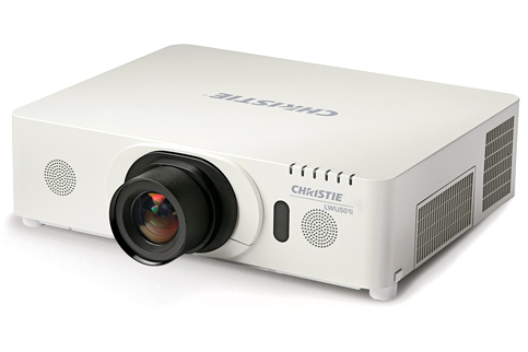 Christie Digital LWU501i Projector - White